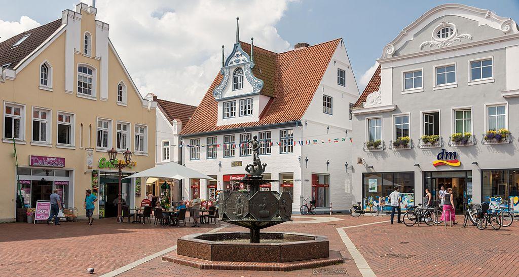 St._Georg-Brunnen (Heide)